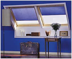 Hervorragend Sunwind Velux Dachfenster Beschattung HI16