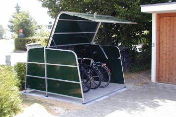 Bekannt Husqvarna ersatzteile österreich: Fahrradgarage obi QT38
